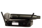 SM Digital Wireless Vocal System with SM58 Vocal Microphone