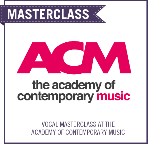Vocal Mastery: Win a Vocal Masterclass at the Academy of Contemporary Music